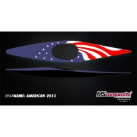 American 2013 +2 700Kč