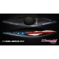 American 2014 +2 600Kč