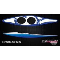 Blue Waves +1 350Kč