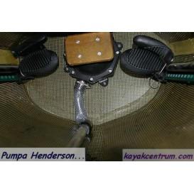Pedálová pumpa Henderson