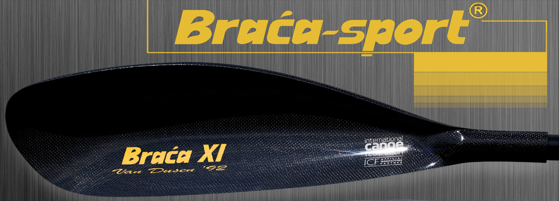 Braca-Sport paddles